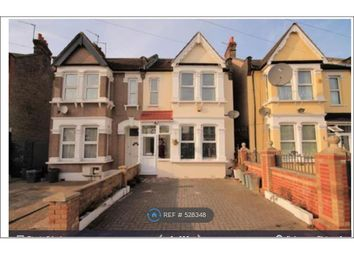 Thumbnail 4 bed semi-detached house to rent in Wellesley Road, Ilford