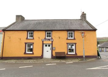 Thumbnail Commercial property for sale in The Angel Inn, Llansawel, Llandeilo, Carmarthenshire
