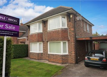 Thumbnail 3 bed detached house for sale in Aspley Park Drive, Nottingham