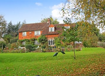 Thumbnail 4 bed detached house for sale in Oakenden Lane, Chiddingstone Hoath, Edenbridge