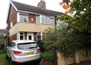 Thumbnail 3 bed semi-detached house for sale in Rosefield Avenue, Bebington, Wirral