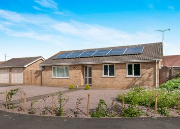 Thumbnail 3 bed detached bungalow for sale in Saxon Close, Spalding