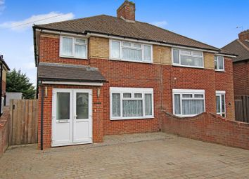Thumbnail 3 bed semi-detached house for sale in Woodlands Avenue, Ruislip