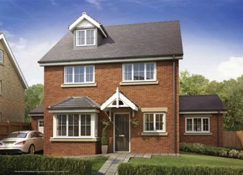 Thumbnail 4 bed detached house for sale in Garstang Road, Bowgreave, Preston