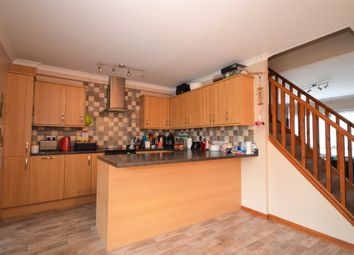Thumbnail 3 bed semi-detached house for sale in Staplers Road, Newport
