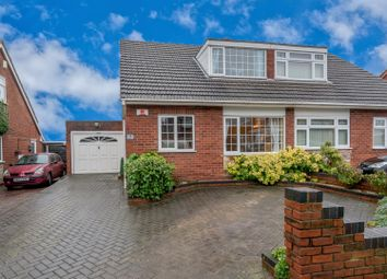 Thumbnail 3 bed bungalow for sale in New Horse Road, Cheslyn Hay, Walsall