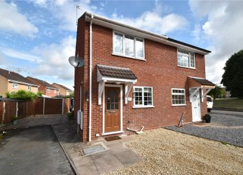 Thumbnail 2 bed semi-detached house for sale in Kingston Close, Droitwich, Worcestershire