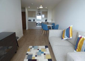 Thumbnail 1 bed flat to rent in Brindley Place, Birmingham