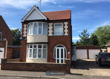 Thumbnail 3 bedroom detached house to rent in Westbrook Park Road, Peterborough