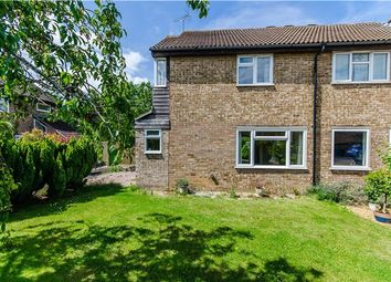 Thumbnail 3 bed end terrace house for sale in The Paddocks, Cambridge