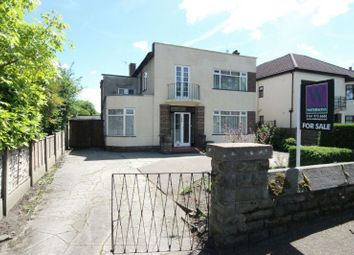 Thumbnail 4 bed detached house for sale in Washway Road, Sale