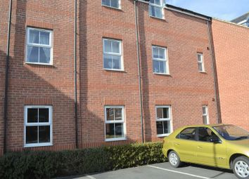 Thumbnail 2 bedroom flat to rent in Oak Crescent, Ashby-De-La-Zouch