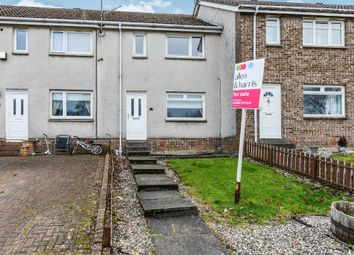 Thumbnail 3 bed terraced house for sale in Campbell Terrace, Dumbarton