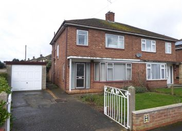 Thumbnail 3 bed semi-detached house for sale in Reeves Way, Eastfield, Peterborough