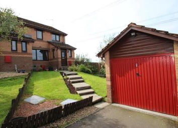 Thumbnail 3 bed semi-detached house for sale in Kingshill Avenue, Cumbernauld, Glasgow, North Lanarkshire
