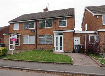 Thumbnail 3 bed semi-detached house for sale in School Road, Hockley Heath, Solihull