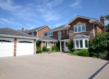 Thumbnail 4 bed detached house to rent in Hunters Chase, Caversham, Reading