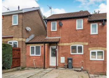Thumbnail 1 bed semi-detached house for sale in Birkdale Close, Cardiff