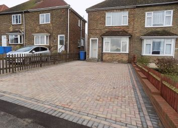 Thumbnail 3 bed semi-detached house to rent in Barton Hill Drive, Minster On Sea, Sheerness