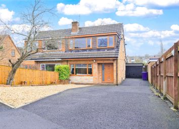 Thumbnail 3 bed semi-detached house for sale in Lower Mead Drive, Burnley