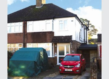 Thumbnail 2 bed semi-detached house for sale in Hitchings Way, Reigate