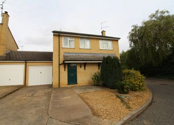 Thumbnail 3 bed detached house for sale in Farm View, Castor, Peterborough