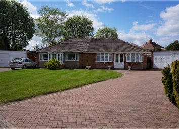 Thumbnail 2 bed bungalow for sale in Bronte Close, Solihull