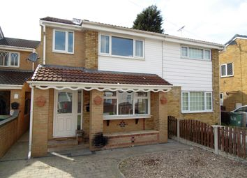 Thumbnail 3 bedroom semi-detached house for sale in Carr Lane, South Kirkby