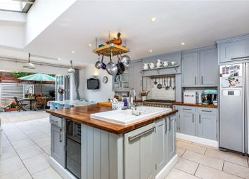 5 bed terraced house for sale in Second Avenue, London SW14