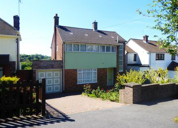 Thumbnail 3 bed detached house for sale in Westfield Avenue, South Croydon, Surrey
