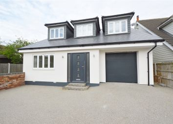 Thumbnail 5 bed detached house for sale in Woodfield Road, Benfleet, Essex