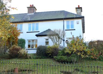 Thumbnail 3 bed semi-detached house for sale in Taf Fechan Houses, Pontsticill, Merthyr Tydfil