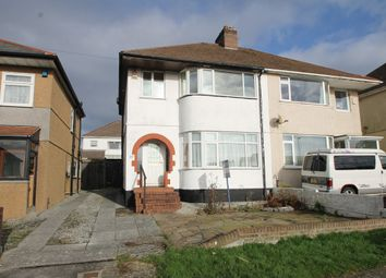 Thumbnail 3 bedroom semi-detached house for sale in Efford Road, Plymouth
