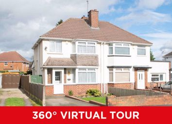 Thumbnail 3 bed semi-detached house for sale in Boundary Avenue, Rowley Regis