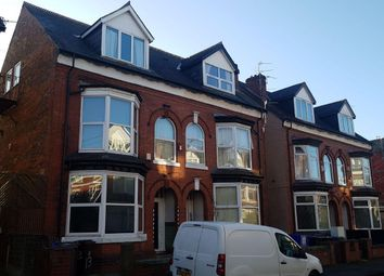 Thumbnail 8 bed property to rent in Curzon Avenue, Victoria Park, Manchester