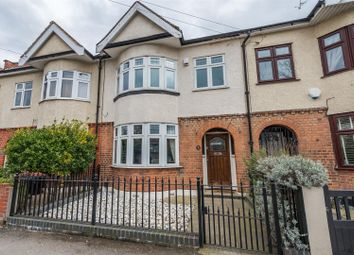 Thumbnail 4 bed terraced house for sale in Woodville Road, London
