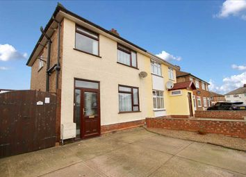 Thumbnail 3 bedroom semi-detached house for sale in Boyton Road, Ipswich