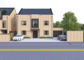 Thumbnail 4 bed detached house for sale in Chalk Place, Greenhithe
