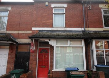 Thumbnail 4 bedroom terraced house to rent in Bolingbroke Road, Stoke