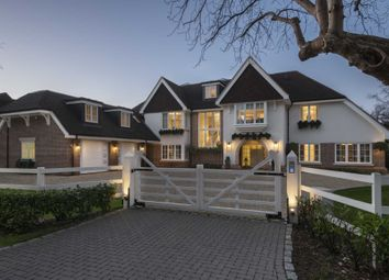 Thumbnail 7 bed country house for sale in Camp Road, Gerrards Cross