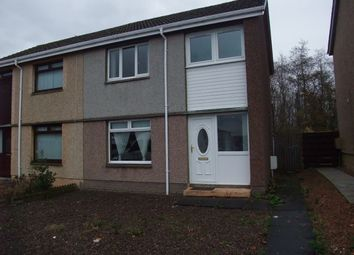 Thumbnail 3 bed semi-detached house to rent in Park Street, Fife