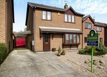 Thumbnail 4 bed detached house for sale in Crown Hill Way, Stanley Common, Ilkeston