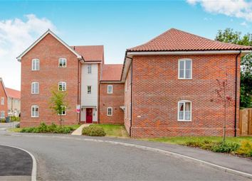 Thumbnail 2 bedroom flat to rent in Castle Brooks, Framlingham, Woodbridge