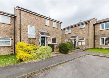 Thumbnail 2 bed end terrace house for sale in Rowlands Close, Foxton, Cambridge