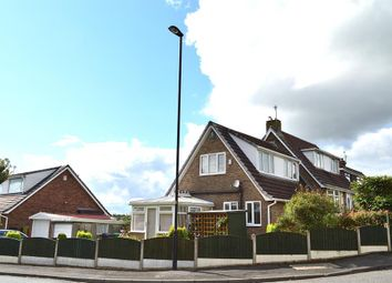 Thumbnail 2 bed semi-detached house for sale in Sherwood Way, Shaw, Oldham
