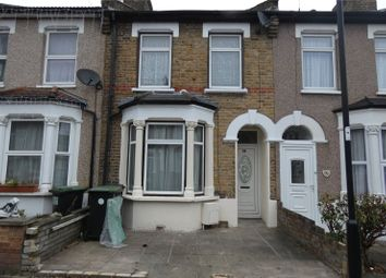 Thumbnail 3 bed terraced house for sale in Huxley Road, Edmonton, London