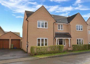 6 bed detached house for sale in Lockhart Avenue, Oxley Park, Milton Keynes MK4