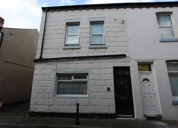 Thumbnail 3 bedroom end terrace house for sale in Ruskin Avenue, Blackpool