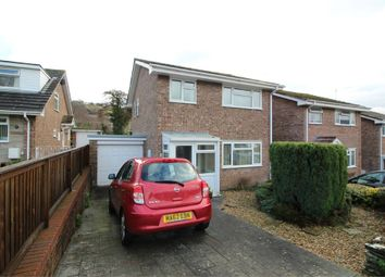 Thumbnail 3 bed link-detached house for sale in Darren View, Crickhowell, Powys