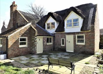Thumbnail 3 bed cottage for sale in Sutton Crosses, Long Sutton, Spalding
